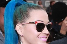 Hot or not: Katy Perry's scraped-back ponytail