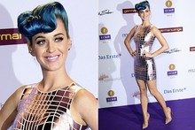 Hot or not: Katy Perry's rockabilly roll