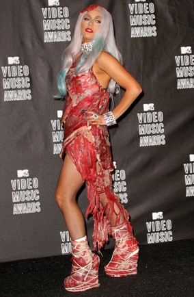 lady-gaga-meat-dress
