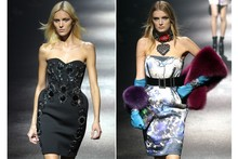 Alber Elbaz celebrates 10 years at Lanvin with sparkling Autumn/Winter collection