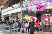 Celebrate the launch of first lola&grace store with 100 gift voucher giveaway