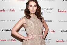 Megan Fox embraces Hollywood glamour in sparkling Elie Saab couture