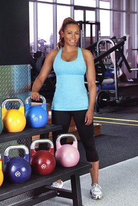 Mel B fronts Inernational Fitness Week for Fitness First