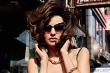 The Fifties Flirt: Miranda Kerr stars in stunning new Harper's Bazaar shoot