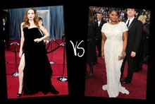 Queen of the red carpet 2012: Oscars bracket (round 1)