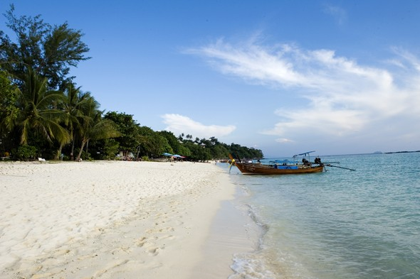 Amy Mahoney, Editorial Assistant: Phi Phi Island, Thailand