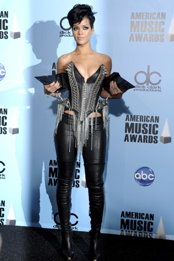 American Music Awards, 2008, L.A.