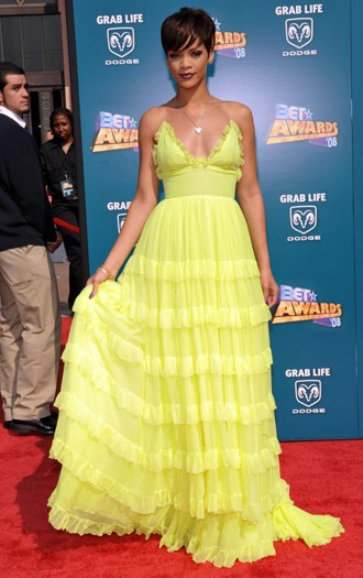 BET Awards, 2008, L.A.