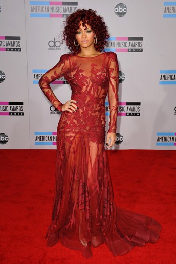 American Music Awards, 2010, LA