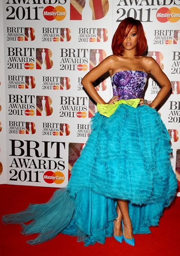 BRIT Awards, 2011, London