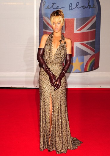 BRIT Awards, 2012, London
