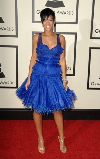 50th Annual Grammy Awards, 2008, L.A.