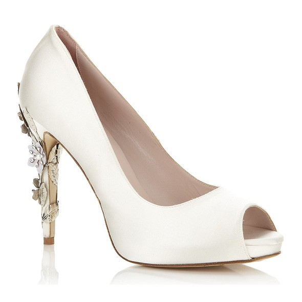 six of the best bridal shoes