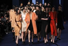 Sonia Rykiel does sophistication, with a twist, for Autumn/Winter 2012