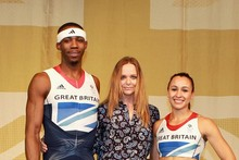 Sporty style: Stella McCartney unveils the adidas Team GB kit