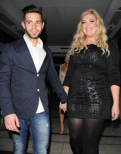 Gemma Collins and boyfriend