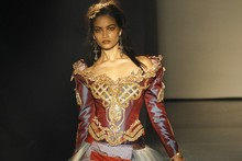 London's Calling at Vivienne Westwood Gold Label