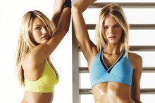 Preview: Hit the gym in the latest Victoria's Secret workout wear