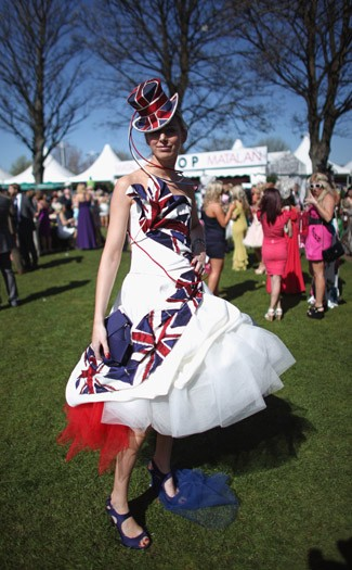 Aintree Races 2011