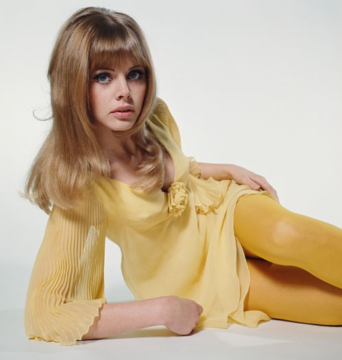 Britt Ekland