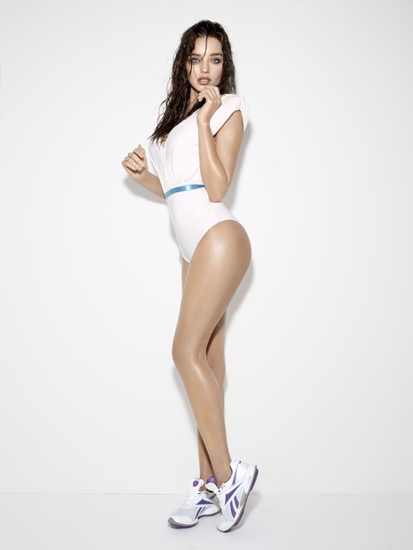Miranda Kerr's Reebok campaign revealed - Eric Prydz flavoured?