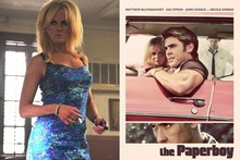 Oooh - new stills of Nicole Kidman & Zac Efron in The Paperboy