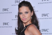 Adriana Lima: There's skintight and then there's this