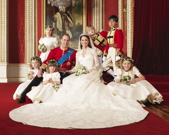 Royal wedding photographer Hugo Burnand talks parties, prep and princes