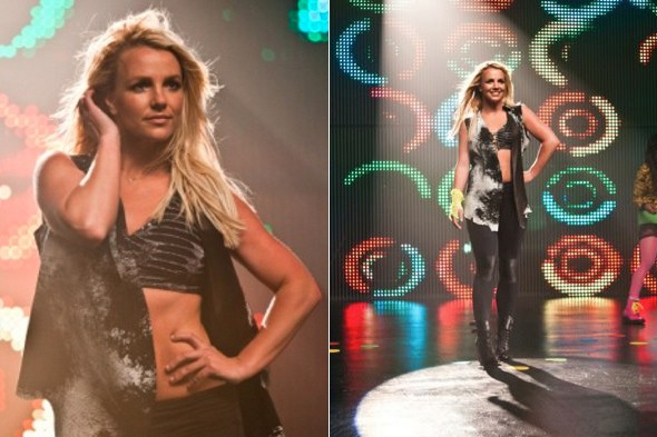 Britney Spears' $20,000 bra features zips, crystals and a removable tassel