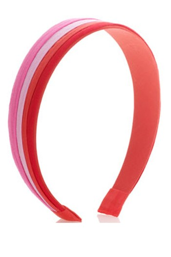 Candy wide stripe Alice band
