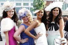 Aintree Racecourse style: The good, the bad and the downright bizarre