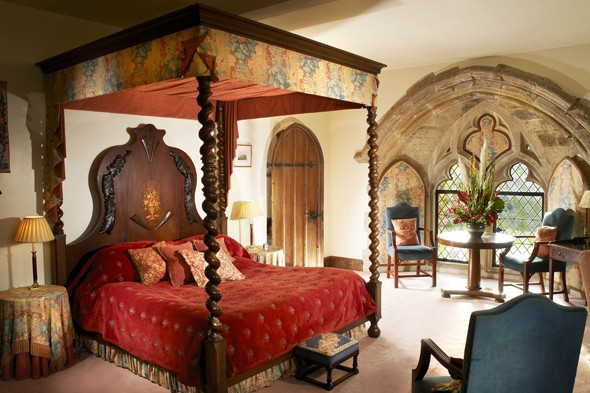 Amberley Castle Hotel, Sussex