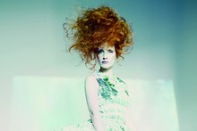 Jessica Chastain takes on haute couture for W Magazine