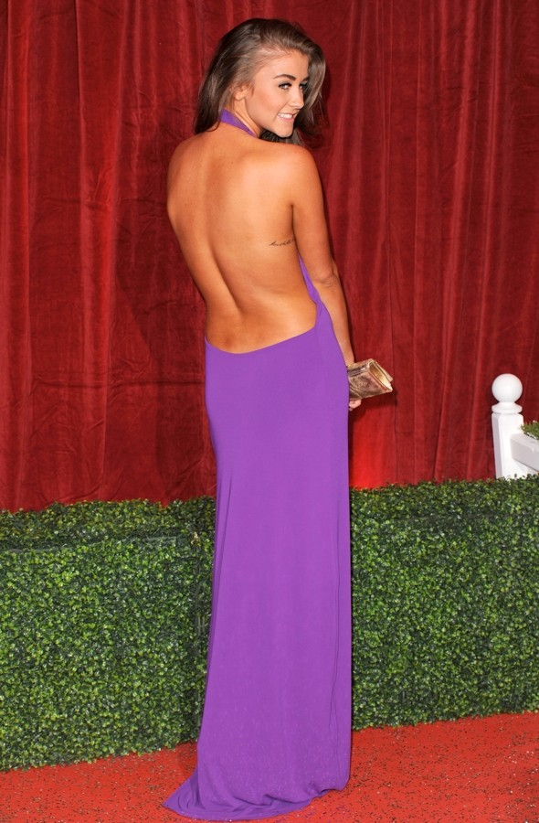Mel C and Emma Bunton Spice up British Soap Awards