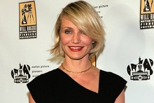 Cameron Diaz hits CinemaCon in asymmetric LBD: Beautiful or boring?