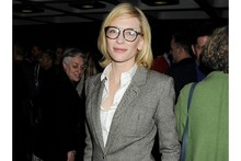 Hot or not: Cate Blanchett's mannish tailoring