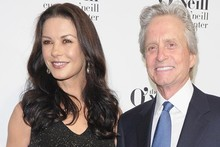 Catherine Zeta-Jones and Michael Douglas go glam for Monte Cristo awards