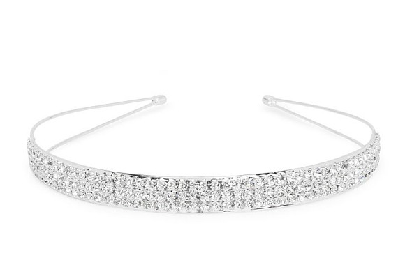 Jon Richard crystal headband