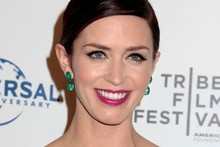 Emily Blunt kicks off Tribeca Film Festival with glam green style
