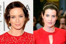 Beauty look of the week: Emily Blunt vs Cobie Smulders
