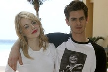 Emma Stone and Andrew Garfield are the cutest of cute couples in Mexico