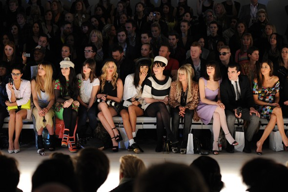 Diary dates! London, New York Fashion Week dates confirmed until S/S2015