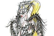Preview: Lady Gaga's amazing Giorgio Armani tour costumes