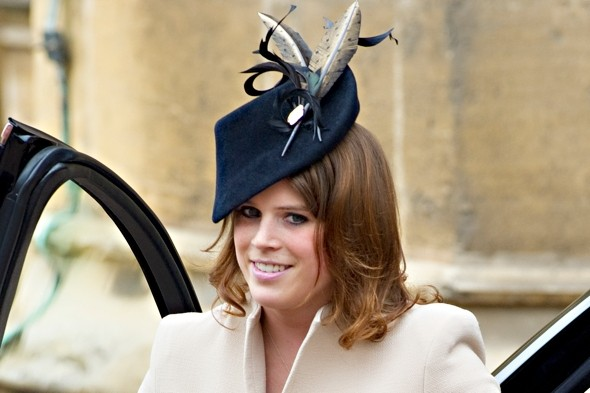 Move over, Duchess Kate! Which princess is performing Easter hat tricks?