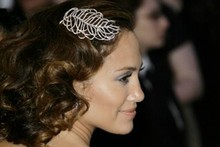 Celebrity hair inspiration: Accessories