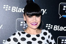 Hot or not: Jessie J's dotty unitard (complete with crotch panelling)