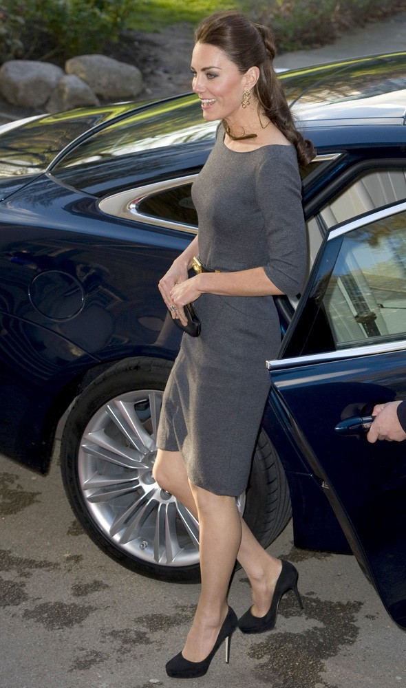 Duchess Kate at the Imperial War Museum fundraiser