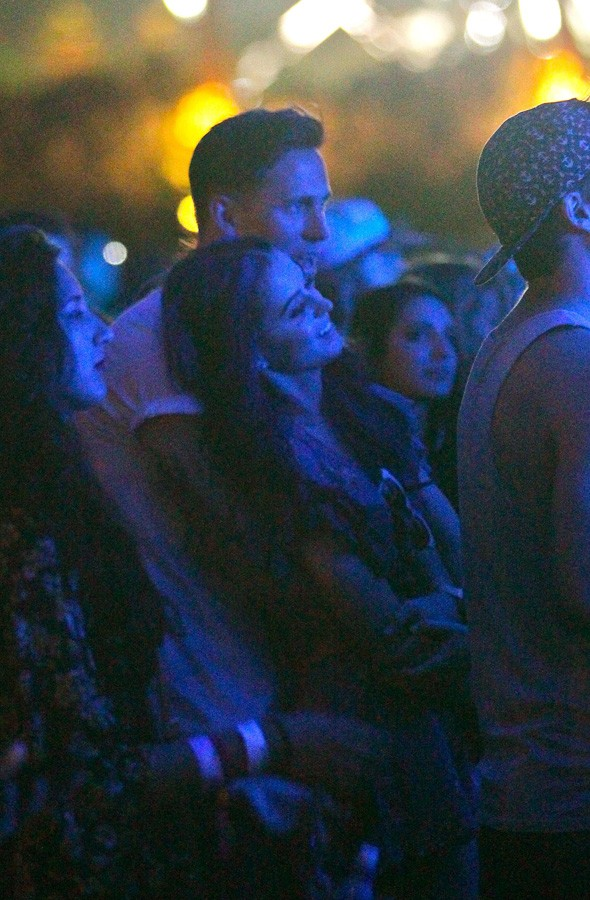 Katy Perry and new boyfriend Robert Ackroyd at Coachella