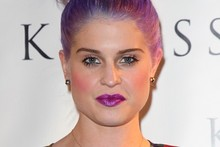Masterpiece or Disasterpiece: Kelly Osbourne goes purple