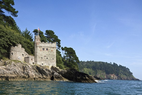 Kingswear Castle, Devon